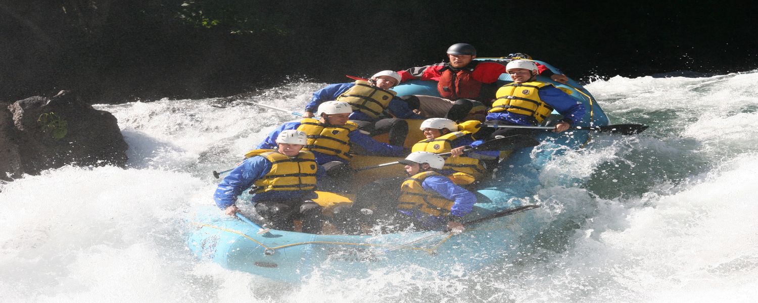 White Water Rafting Packages