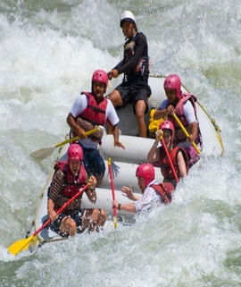 Shivpuri River Rafting Packages